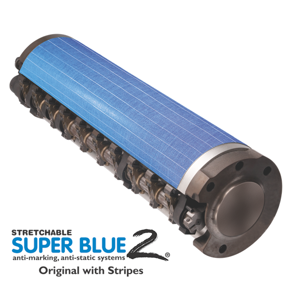 Super Blue 2 Net Original with Stripe 40inch